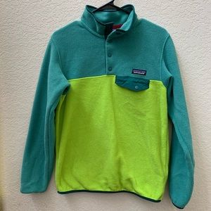 Women's Patagonia Synchilla Snap T Pullover